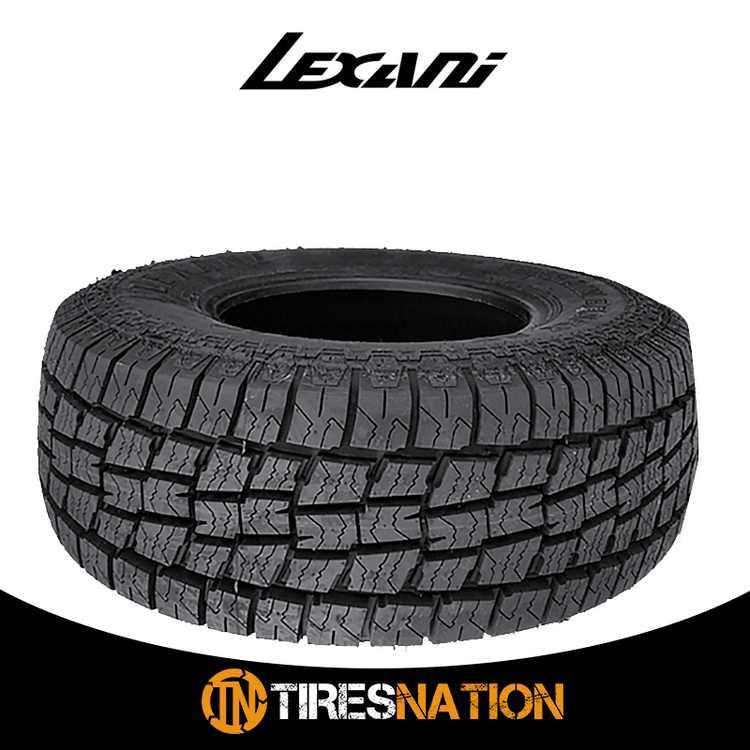 (1) New Lexani Terrain Beast AT 265/50R20 107T All Terrain Tires