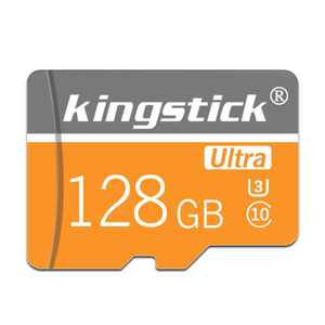 128GB Ultra TF Flash Memory Card High Speed TF Card Class 10 Works With Smart Phones Tablets Monitor Camera