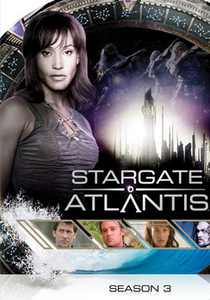 Stargate Atlantis: The Complete Third Season (DVD)