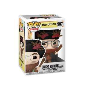 Funko POP TV: The Office - Dwight as Belsnickel