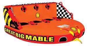 SPORTSSTUFF GREAT BIG MABLE Towable Tube, 1-4 riders