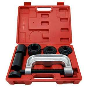 Ktaxon 4 IN 1 Auto Truck Ball Joint Service Tool Kit 2WD And 4WD Remover Installer