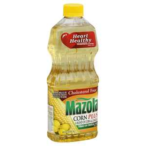 Plaza Provision Mazola Vegetable Plus Canola 40oz