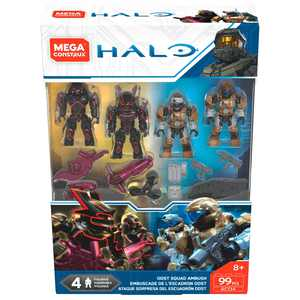 Mega Construx Halo ODSTs vs. Brutes Pack