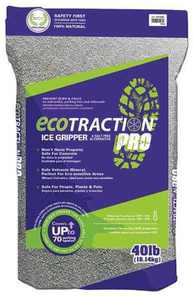 ECOTRACTION PRO ET40X All-Natural Winter Traction, 40 lb., Bag