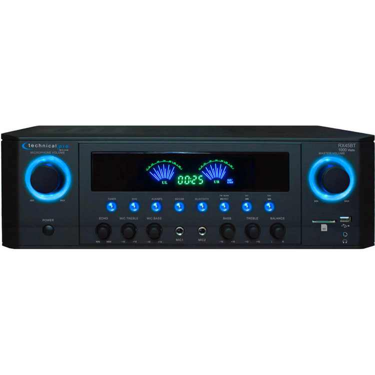 Technical Pro RX45BT Home Theater Receiver