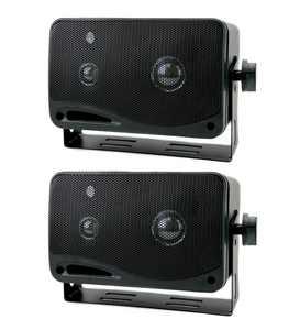 Pyramid 2022SX 200 Watts 3-Way Mini Box Speaker System
