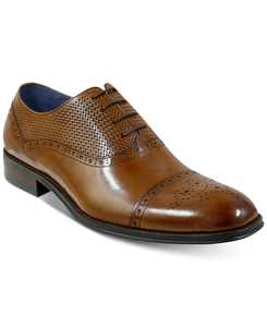Men's MacKay Cap-Toe Oxfords