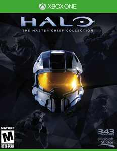 Halo: The Master Chief Collection Standard Edition - Xbox One, Xbox Series X