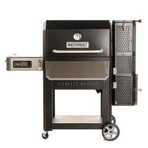Masterbuilt Gravity Series 1050 Digital Charcoal Grill + Smoker in Black