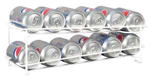 Panacea 12 Can Beverage Dispenser, White