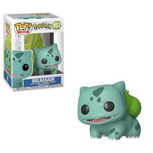 Funko POP! Games: Pokmon - Bulbasaur