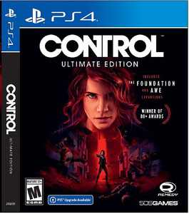 Control Ultimate Edition - PlayStation 4, PlayStation 5