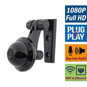 Fysho Wireless Mini WIFI IP Camera Home Outdoor Security Camera Night Vision HD 1080P Smart Home Safety Monitor