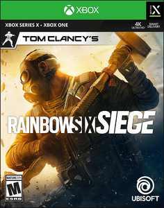 Tom Clancy's Rainbow Six Siege Standard Edition - Xbox One, Xbox Series X