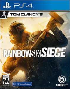 Tom Clancy's Rainbow Six Siege Standard Edition - PlayStation 4