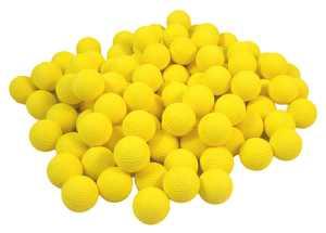 100Pcs Rounds Refill Bullet Balls Pack For Rival Zeus MXV-1200 Apollo XV-700 Blaster,100Pcs Rounds Refill Bullet Balls