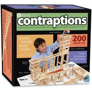 KEVA Contraptions 200 Plank Set - Building - 1 Piece