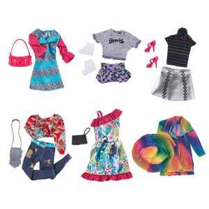 Sparkle Girlz Single Fashion Outfit ( Set of 6 Pack) by ZURU