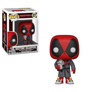 Funko POP Marvel: Deadpool Playtime - Deadpool in Robe