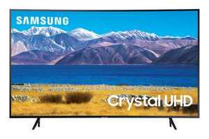 "SAMSUNG 65"" TU8300 Crystal UHD 4K Smart TV with HDR UN65TU8300FXZA 2020"