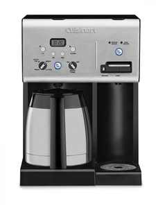 Cuisinart 10 Cup Programmable Coffeemaker and Hot Water System with Carafe