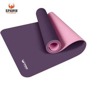 Spawn Fitness Yoga Exercise Workout Mat Exercise Mats for Floor Women