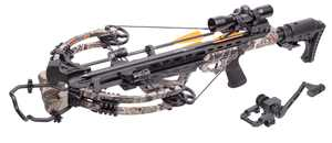 CenterPoint Patriot 415 Crossbow Package, 415 FPS, Camo, AXCAW200CKPD