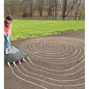HearthSong - ChalkScapes Chalk-Heads Art Kit for Kids, Set of 6