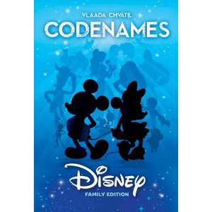 Disney Codenames Board Game