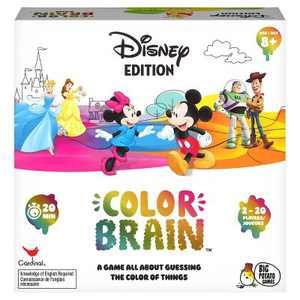Color Brain Disney Edition Card Game