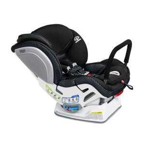 Britax Advocate ClickTight Anti-Rebound Bar Cool Flow Convertible Car Seat - Gray