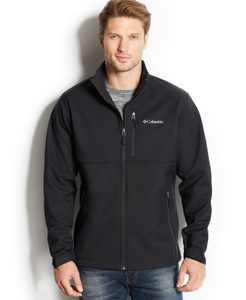 Men's Big & Tall Ascender Softshell Jacket