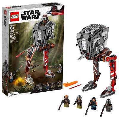 LEGO Star Wars: AT-ST Raider The Mandalorian Collectible Building Model 75254