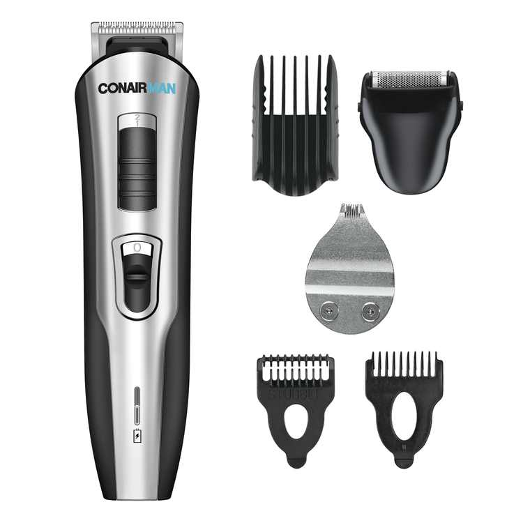 Conair ALL-IN-1 LITHIUM RECHARGEABLE TRIMMER GMTL1