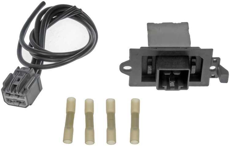 HVAC Blower Motor Resistor Kit
