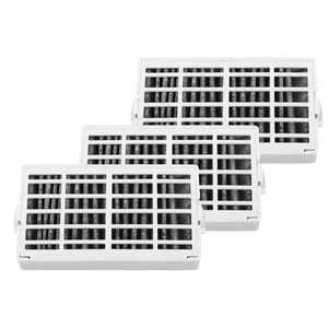 3-pack Whirlpool W10311524 AIR1, 2319303, W10335147, W10315189, WD-W10311524, Compatible Refrigerator Replacement Air Filter