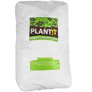 GROW!T Super Coarse Perlite Soil Aeration Volcanic Rock, 100 L/3.53 cu ft