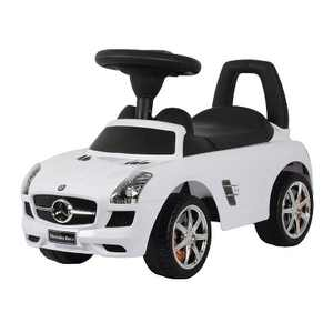 Best Ride On Cars Baby Toddler Ride-On Mercedes Benz Push Car with Sounds, White