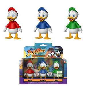 Funko Action Figure: 2019 ECCC Disney Afternoon 3pk - Huey, Dewey, & Louie (Target Exclusive)