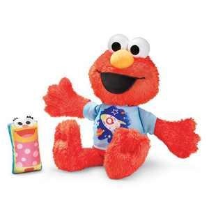 Sesame Street Musical Plush - Elmo And Smartie