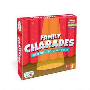 Chuckle & Roar Family Charades Game