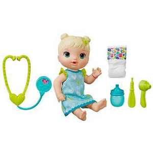 Baby Alive Better Now Bailey - Teal Dress