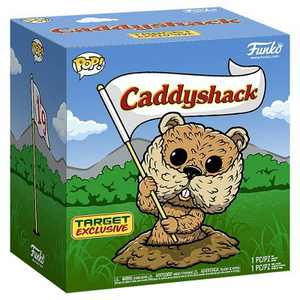 Funko POP! Collector's Box: Caddyshack - Flocked Gopher POP! & Hat (Target Exclusive)