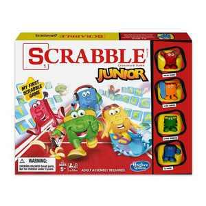 Scrabble Jr. Board Game