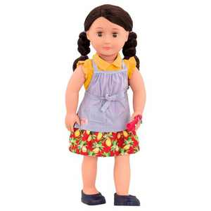 "Our Generation 18"" Cooking Doll - Mona"