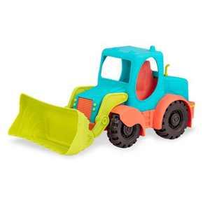 B. toys Large Toy Truck Front-End Loader - Loadie Loader