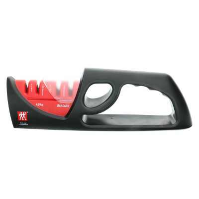 ZWILLING 4-Stage Pull Through Knife Sharpener