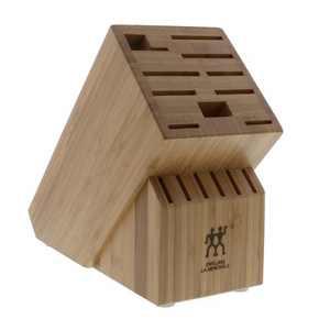 ZWILLING TWIN 16-slot Knife Block - Bamboo