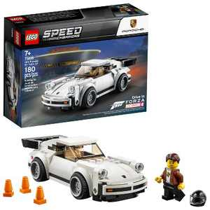 LEGO Speed Champions 1974 Porsche 911 Turbo 3.0 Building Kit 75895